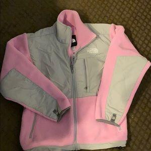 Women's North Face Denali Fleece Pink XS